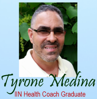 Health Coach Tyrone Medina
